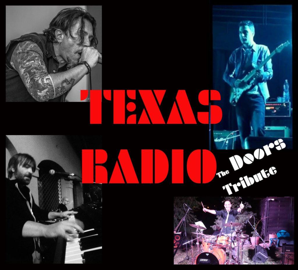 Texas Radio all'arena estiva di castel san pietro