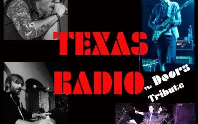 Sonora Zip e Texas Radio, fine luglio rock all'Arena di Castel San Pietro
