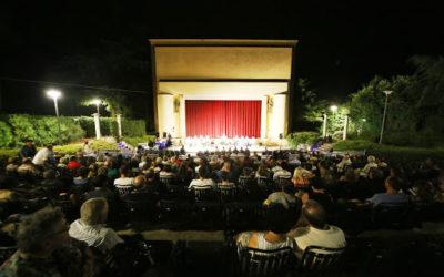 Arena estiva Castel San Pietro, in programma 40 spettacoli gratuiti