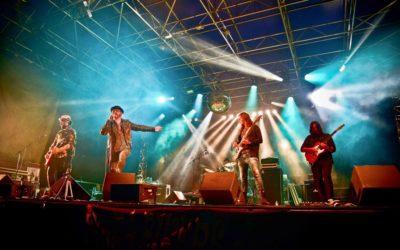 I Magenta #9 in concerto all'Arena estiva di Castel San Pietro Terme