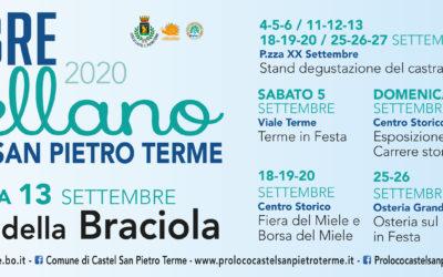Settembre Castellano 2020, il programma della rassegna