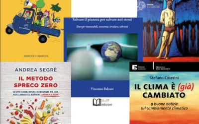 Ambiente oggi e domani, cinque incontri per parlare di clima e futuro