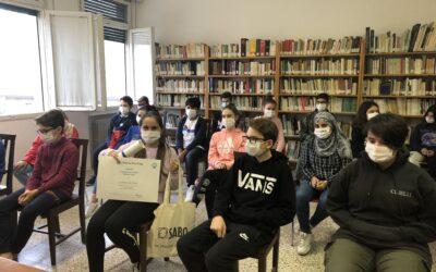 Consegnata la Borsa di studio Roberto Nuti a due scuole medie di Bologna