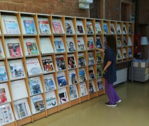 biblioteca comunale castel san pietro terme periodici