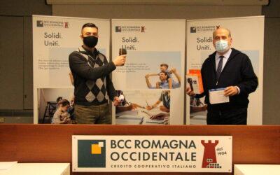 Termoscanner alle scuole dalla BCC della Romagna Occidentale