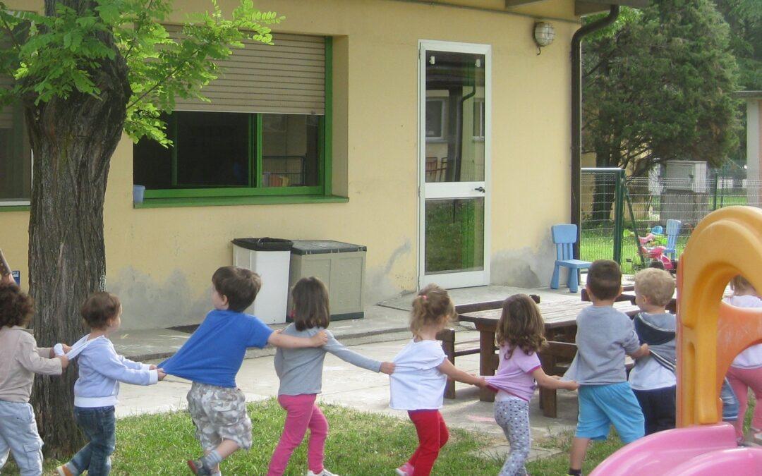 Nidi d'infanzia, rette agevolate per le famiglie di Castel San Pietro Terme