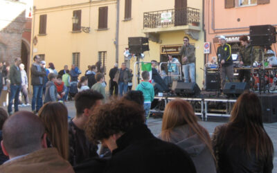 25 aprile 2021, Castel San Pietro festeggia la Liberazione