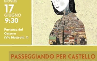 Passeggiando per Castello, scopri la città con la voce di Tomàs Acosta