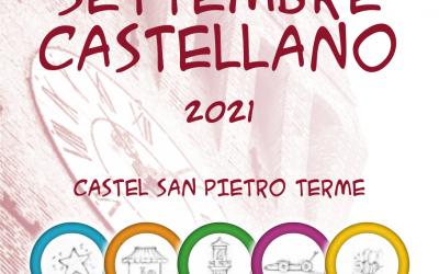 Settembre castellano 2021, il programma degli eventi