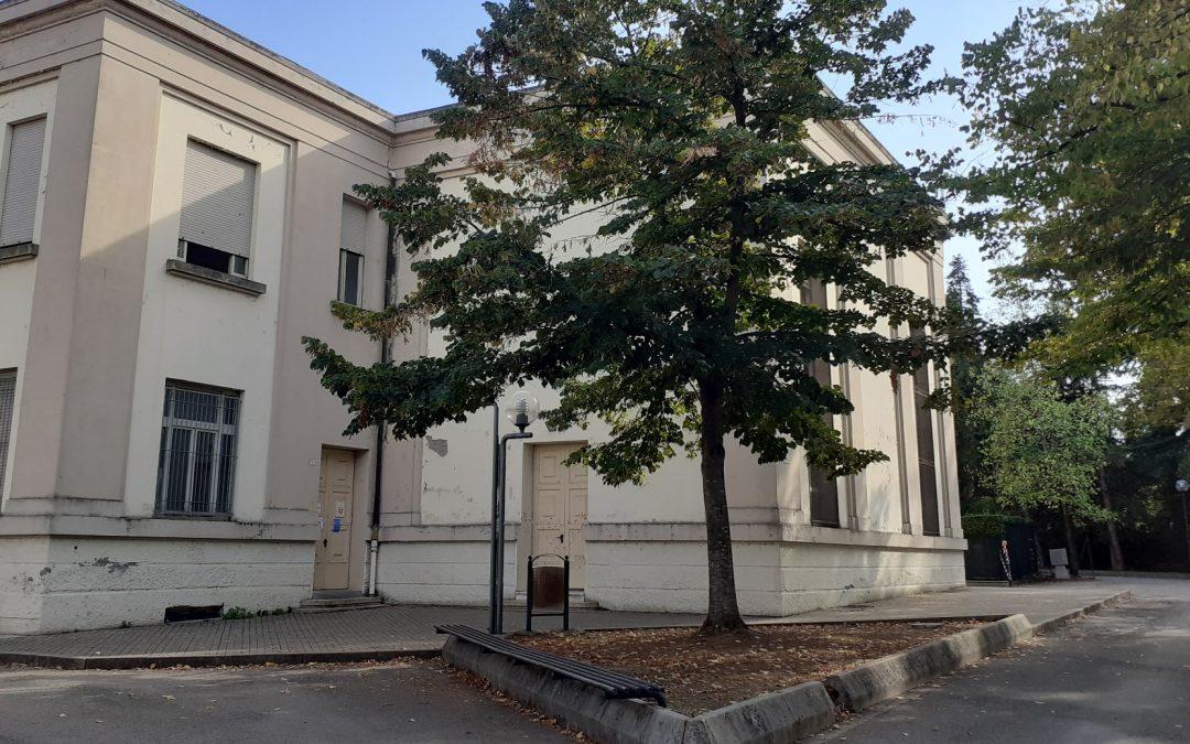 Palestra scuole Pizzigotti, chiusa per manutenzione straordinaria